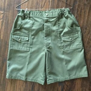Other - Boy Scouts of America uniform shorts